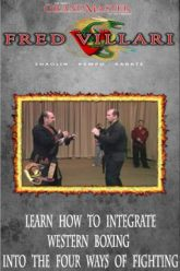 integrate boxing with four ways of fighting